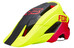 Fox Metah Graphics helm geel